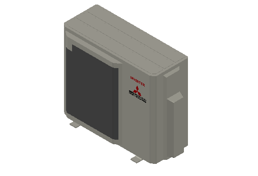 HC_Heat Pump_MEPcontent_Mitsubishi Heavy Industries_RAC_SCM80ZS-W_INT-EN.dwg