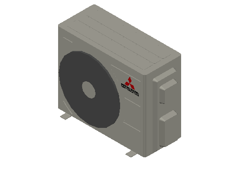 HC_Heat Pump_MEPcontent_Mitsubishi Heavy Industries_RAC_SRC45ZSP-W_INT-EN.dwg