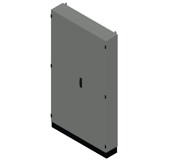 E_Distribution Panel_MEPcontent_ABB_TwinLine N 55_Earthed_1850x1050x225_INT-EN.dwg