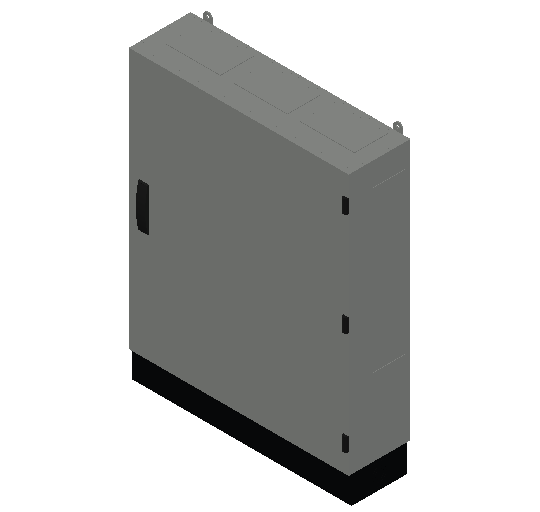 E_Distribution Panel_MEPcontent_ABB_TwinLine N 55_Earthed_950x800x225_INT-EN.dwg