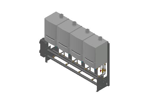 HC_Boiler_MEPcontent_De Dietrich Thermique_Cascade Freestanding 4_Evodens Pro_4x AMC 45 with Concentric Connection 125_INT-EN.dwg
