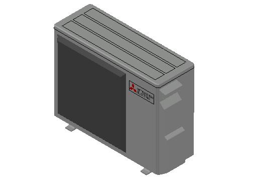 HC_Heat Pump_MEPcontent_Mitsubishi Electric Corporation_MUZ-HR35VF_INT-EN.dwg