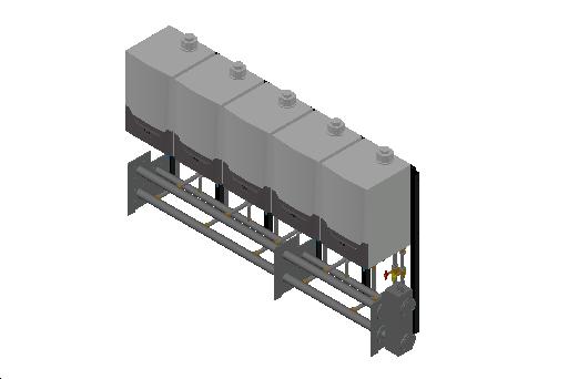 HC_Boiler_MEPcontent_Remeha_Quinta Ace 45-65-90-115 Cascade Freestanding 5_DN65 0-350kW - QAce45_INT-EN.dwg