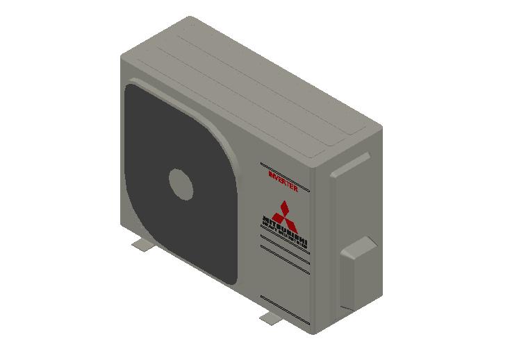 HC_Heat Pump_MEPcontent_Mitsubishi Heavy Industries_RAC_SRC50ZSP-W_INT-EN.dwg