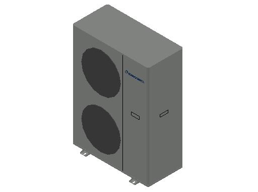 HC_Heat Pump_MEPcontent_Climaveneta_i-BX-N-(Y) 010 3 Phases_INT-EN.dwg
