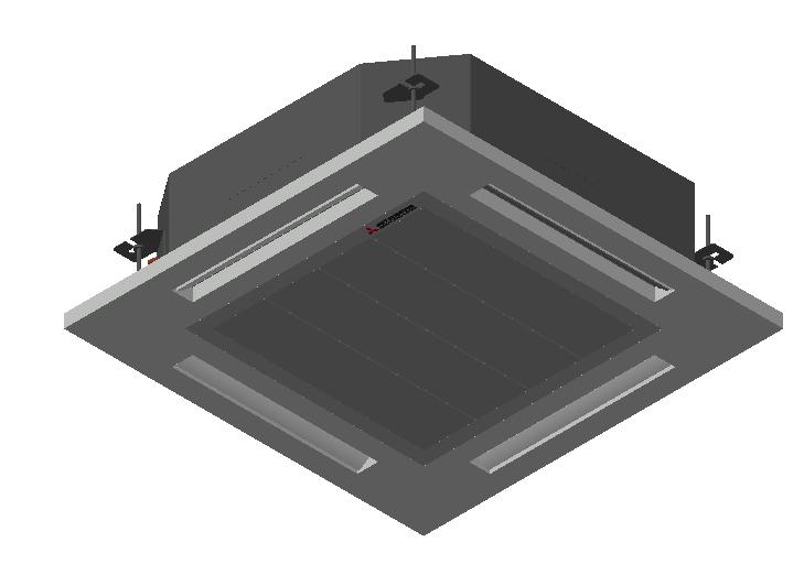 HC_Air Conditioner_Indoor Unit_MEPcontent_Mitsubishi Heavy Industries_VRF_FDT28KXZE1-W_INT-EN.dwg