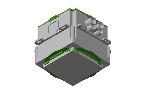 E_Ceiling Junction Box_MEPcontent_Spelsberg_IBT LED 1 E_INT-EN.dwg