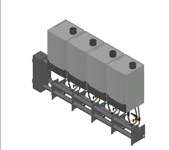 HC_Boiler_MEPcontent_Remeha_Quinta Ace 160 Cascade_Wall-Mounted 4_592 kW_INT-EN.dwg