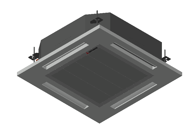 HC_Air Conditioner_Indoor Unit_MEPcontent_Mitsubishi Heavy Industries_VRF_FDT56KXZE1-W_INT-EN.dwg