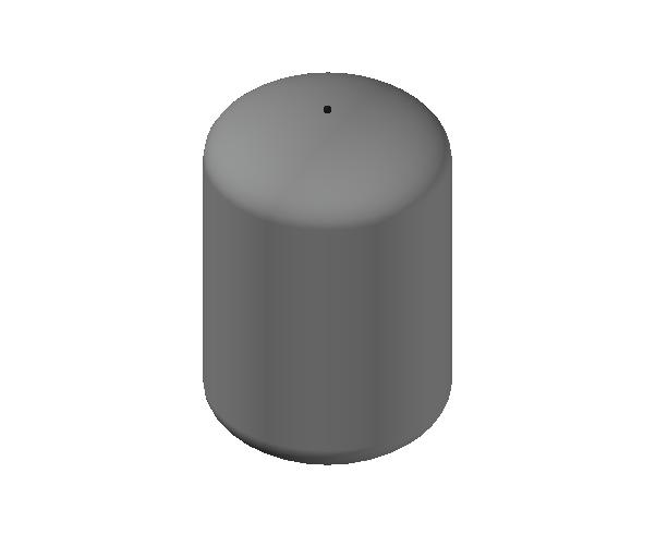 HC_Expansion Vessel_MEPcontent_Caleffi_556_25 Liters_DN20.dwg