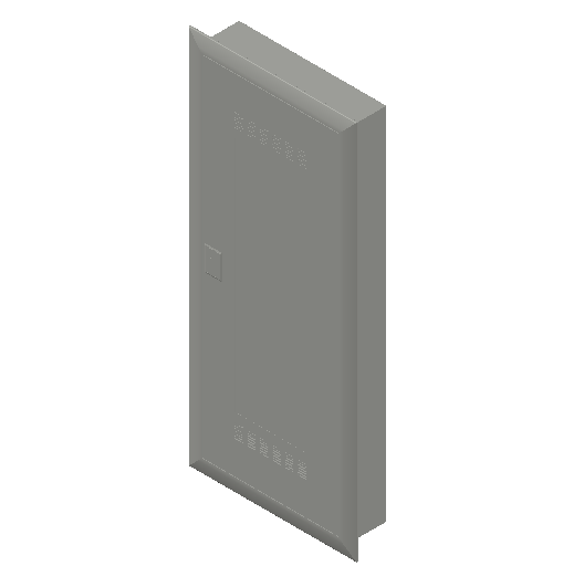 E_Consumer Unit_MEPcontent_ABB_System Pro E Comfort_Cabinet_UK660MW_INT-EN.dwg
