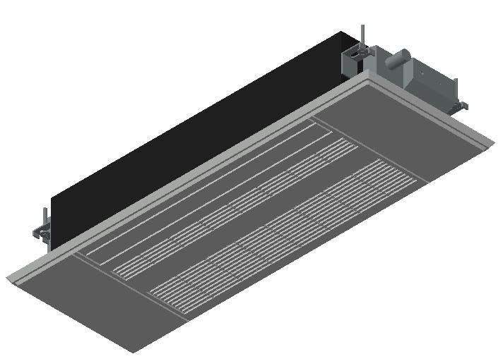 HC_Air Conditioner_Indoor Unit_MEPcontent_Mitsubishi Electric Corporation_MLZ-KP25VF_INT-EN.dwg