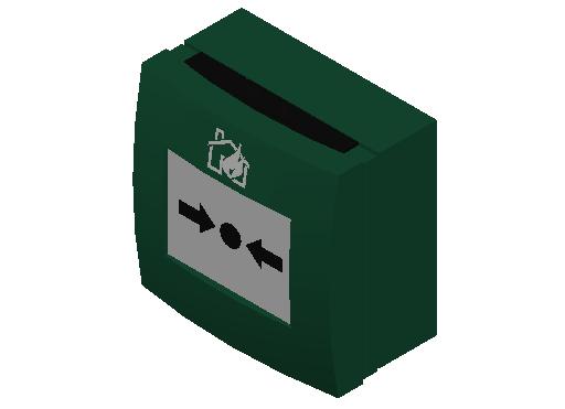 E_Detector_Fire Manual_MEPcontent_Generic_Green Casing_INT-EN.dwg