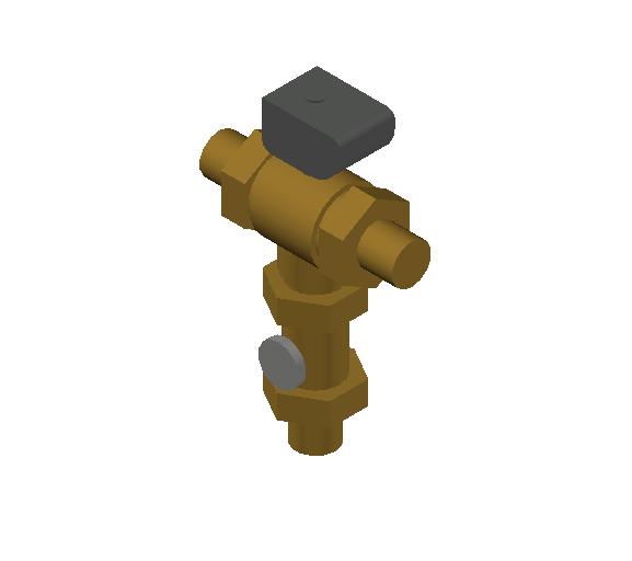 SA_Electronic_mixing_valve-MEPContent_CALEFFI-6000A-DN20-DN50_1.5 inch.NPT male_US-EN.dwg