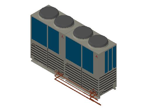 HC_Heat Pump_MEPcontent_Mitsubishi Heavy Industries_VRF_FDC615KXZRXE1_INT-EN.dwg