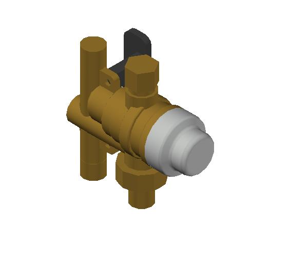 SA_Thermostatic_Mixing_Valve-3_Way_MEPContent_Caleffi-SinkMixer-521201AP_3 Port_521201AP_US-EN.dwg