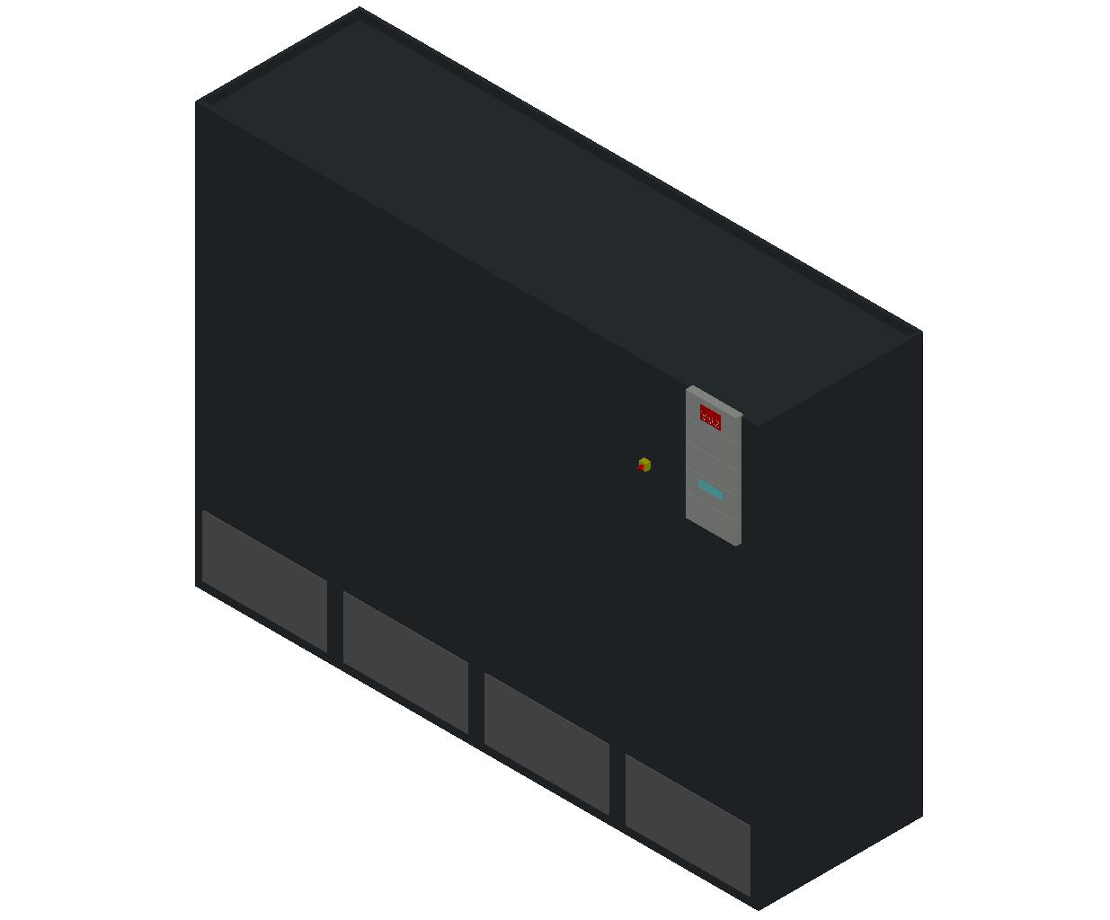 HC_Air Conditioner_Indoor Unit_MEPcontent_STULZ_CyberAir 3PRO_ASR_CW_ASR_2410_CW_INT-EN.dwg
