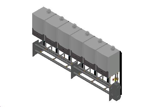 HC_Boiler_MEPcontent_Remeha_Quinta Ace 45-65-90-115 Cascade Freestanding 6_DN65 0-350kW - QAce45_INT-EN.dwg