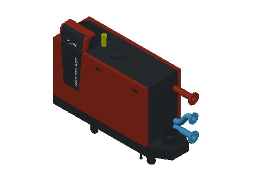 HC_Boiler_Condensate Flow_MEPcontent_Remeha_Gas 320 Ace 8-10_Right_575_GB-EN.dwg