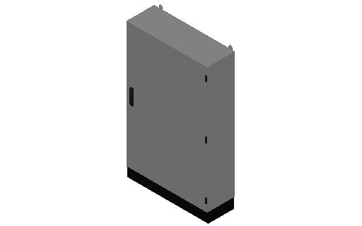 E_Distribution Panel_MEPcontent_ABB_TwinLine N 55_Earthed_1250x800x275_INT-EN.dwg