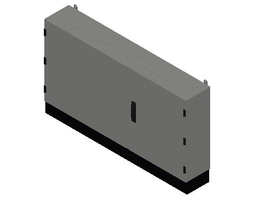E_Distribution Panel_MEPcontent_ABB_TwinLine N 55_Earthed_650x1300x225_INT-EN.dwg