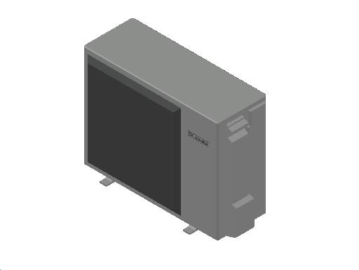HC_Heat Pump_MEPcontent_Remeha_AWHP 6 MR-3_INT-EN.dwg