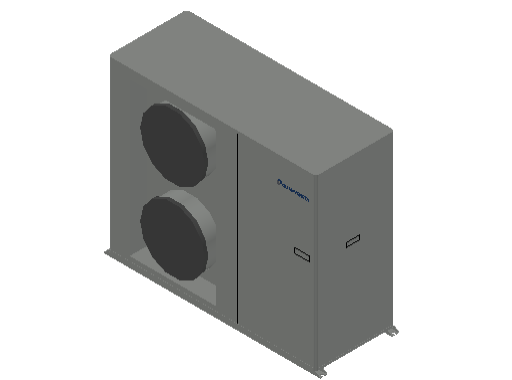 HC_Heat Pump_MEPcontent_Climaveneta_i-BX-N-(Y) 015 3 Phases_INT-EN.dwg
