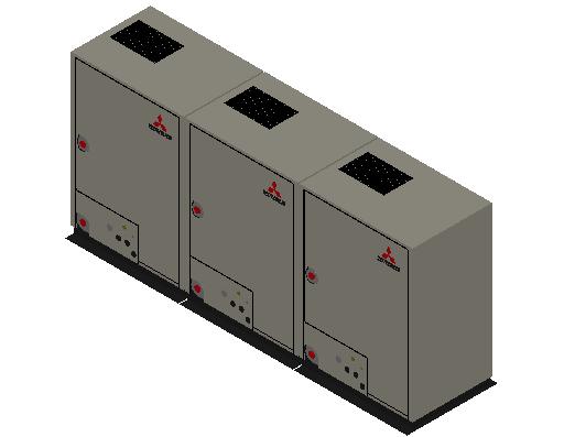 HC_Heat Pump_MEPcontent_Mitsubishi Heavy Industries_VRF_FDC1000KXZWE1_INT-EN.dwg