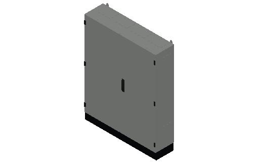 E_Distribution Panel_MEPcontent_ABB_TwinLine N 55_Earthed_1250x1050x275_INT-EN.dwg