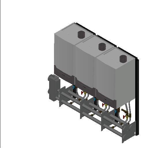 HC_Boiler_MEPcontent_Remeha_Quinta Ace 160 Cascade_Freestanding 3_350-444 kW_INT-EN.dwg
