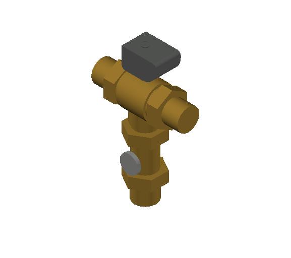 SA_Electronic_mixing_valve-MEPContent_CALEFFI-6000A-DN20-DN50_2 inch. NPT male_US-EN.dwg