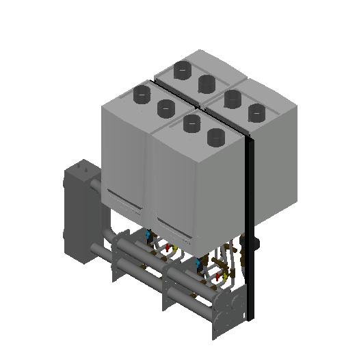 HC_Boiler_MEPcontent_De Dietrich_Innovens PRO MCA 160 Cascade_Double Sided 4_608 kW_INT-EN.dwg