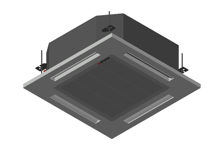 HC_Air Conditioner_Indoor Unit_MEPcontent_Mitsubishi Heavy Industries_VRF_FDT160KXZE1-W_INT-EN.dwg