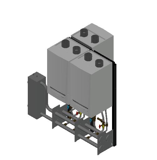 HC_Boiler_MEPcontent_De Dietrich_Innovens PRO MCA 160 Cascade_Double Sided 3_350-456 kW_INT-EN.dwg