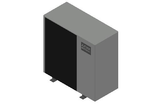HC_Heat Pump_MEPcontent_Mitsubishi Electric Corporation_Ecodan_PUZ-WM85YAA_INT-EN.dwg