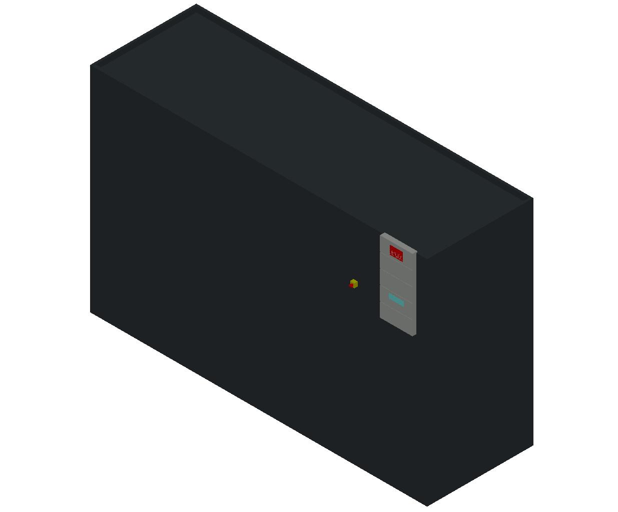 HC_Air Conditioner_Indoor Unit_MEPcontent_STULZ_CyberAir 3PRO_ALD_Dual Circuit GES_ALD_1042_GES_INT-EN.dwg