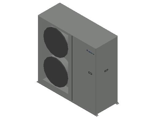 HC_Heat Pump_MEPcontent_Climaveneta_i-BX-N-(Y) 035 3 Phases_INT-EN.dwg