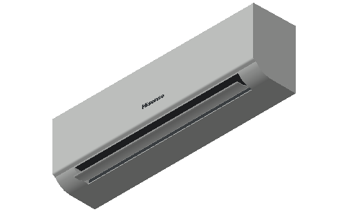 HC_Air Conditioner_Indoor Unit_F_MEPcontent_Hisense_AVS-18HJFDJD_INT-EN.dwg