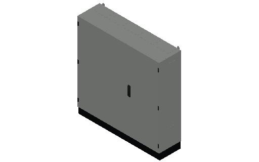 E_Distribution Panel_MEPcontent_ABB_TwinLine N 55_Earthed_1250x1300x350_INT-EN.dwg