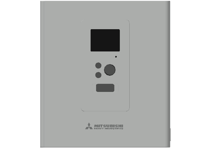 HC_Control Unit_F_MEPcontent_Mitsubishi Heavy Industries_Hydrolution_RC-HY40-W_INT-EN.dwg