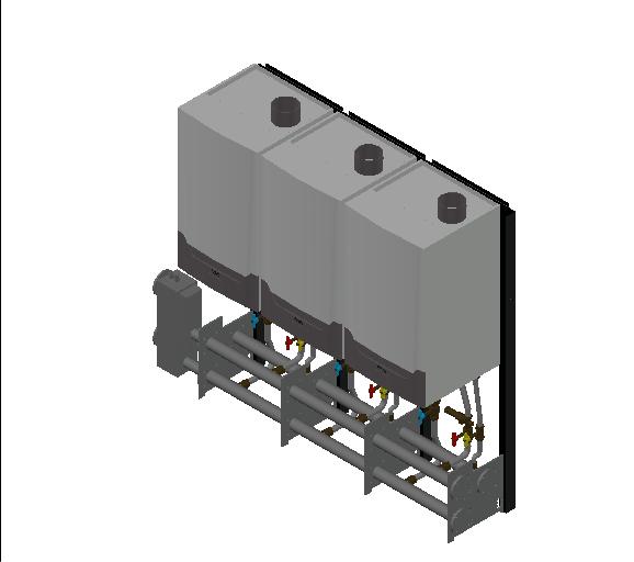 HC_Boiler_MEPcontent_Remeha_Quinta Ace 160 Cascade_Freestanding 3_0-350 kW_INT-EN.dwg