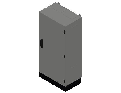 E_Distribution Panel_MEPcontent_ABB_TwinLine N 55_Earthed_1100x550x350_INT-EN.dwg