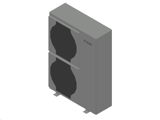 HC_Heat Pump_MEPcontent_Remeha_AWHP 11 TR-2_INT-EN.dwg