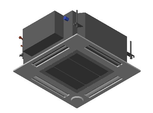 HC_Air Conditioner_Indoor Unit_MEPcontent_Mitsubishi Electric Corporation_SLZ-M15FA_INT-EN.dwg