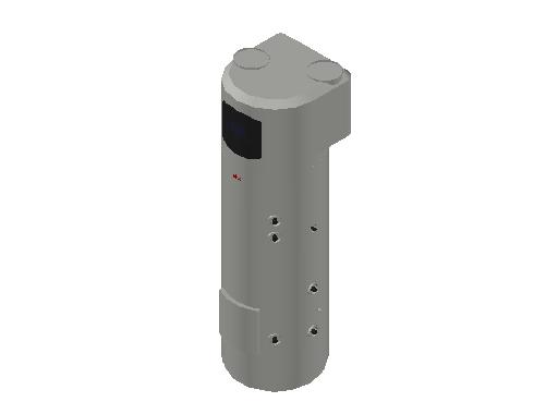 HC_Heat Pump_MEPcontent_Elco_AEROTOP_DHW 250 SYS_INT-EN.dwg