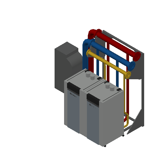 HC_Boiler_MEPcontent_RENDAMAX_R1060 CASCADE_IN LINE_2 BOILERS_60kW_DN 100_INT-EN.dwg