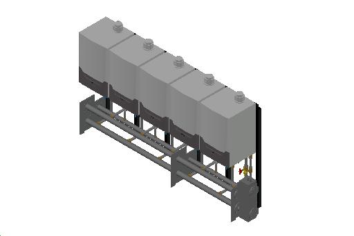 HC_Boiler_MEPcontent_Remeha_Quinta Ace 45-65-90-115 Cascade Freestanding 5_DN65 0-350kW - QAce115_INT-EN.dwg
