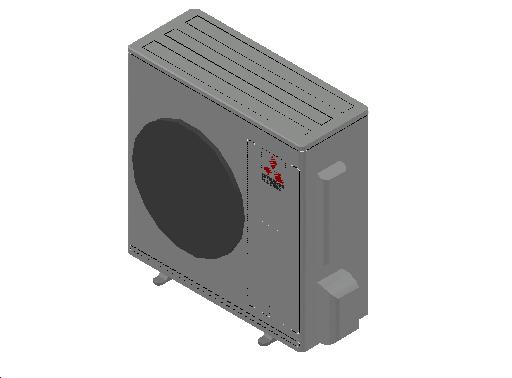 HC_Heat Pump_MEPcontent_Mitsubishi Electric Corporation_MUZ-HJ60VA_INT-EN.dwg