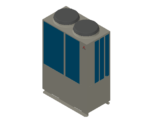 HC_Heat Pump_MEPcontent_Mitsubishi Heavy Industries_VRF_FDC280KXZXE1_INT-EN.dwg