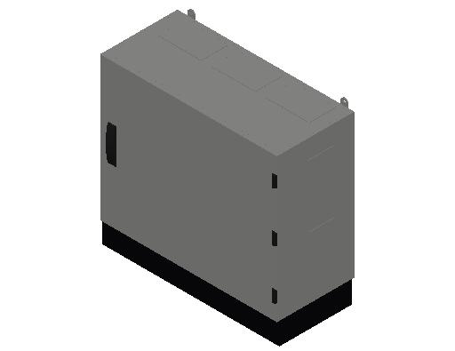 E_Distribution Panel_MEPcontent_ABB_TwinLine N 55_Earthed_650x800x350_INT-EN.dwg